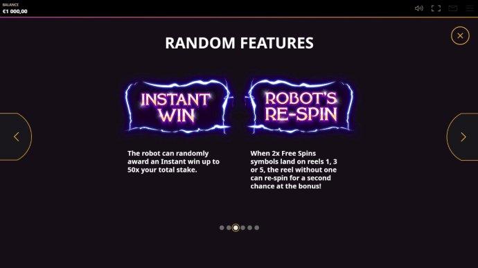Random Modifiers - No Deposit Casino Guide