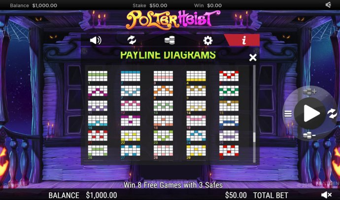 Polterhiest by No Deposit Casino Guide