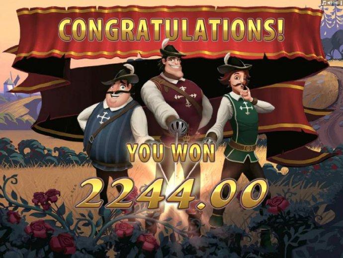 The Three Musketeers screenshot