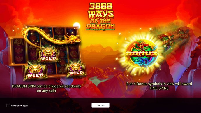 3888 Ways of the Dragon by No Deposit Casino Guide