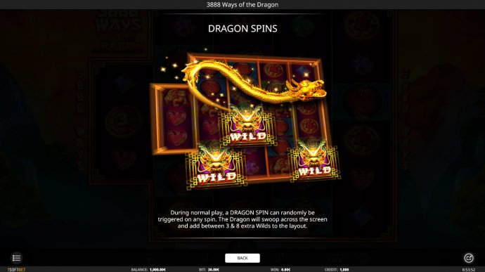 Images of 3888 Ways of the Dragon