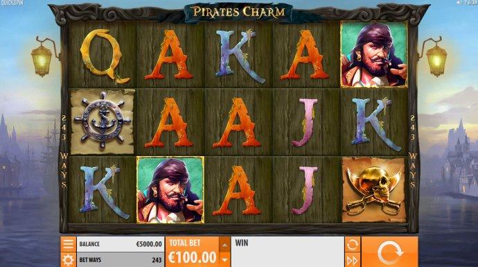 Pirates Charm screenshot