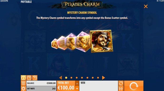 No Deposit Casino Guide - Mystery Symbol