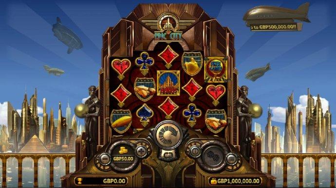 Epic City screenshot