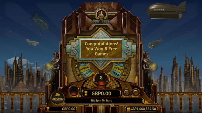 Epic City by No Deposit Casino Guide