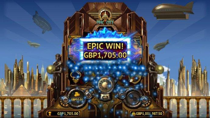 No Deposit Casino Guide image of Epic City