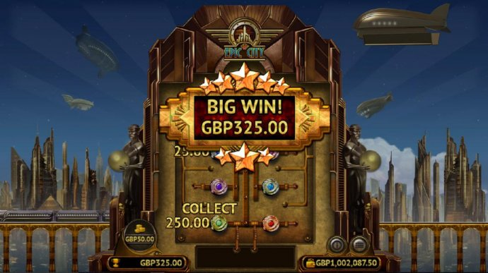 Power Bonus game play ends when the Collect is revealed. - No Deposit Casino Guide