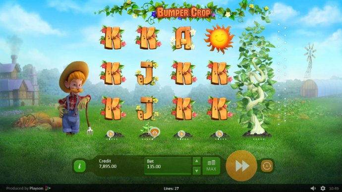 Bumper Crop screenshot