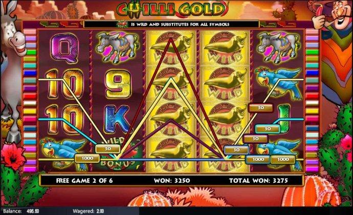 No Deposit Casino Guide image of Chilli Gold