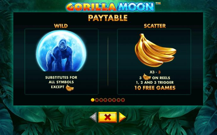 Gorilla Moon by No Deposit Casino Guide