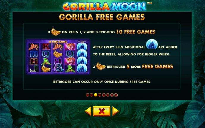 Gorilla Moon screenshot