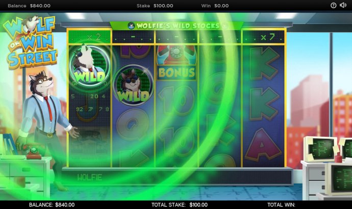 Wolf on Wall Street by No Deposit Casino Guide