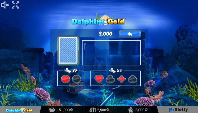 No Deposit Casino Guide image of Dolphins Gold