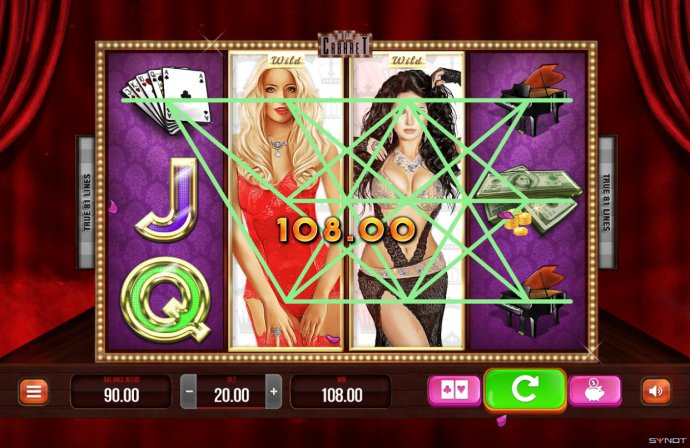 81st Cabaret screenshot
