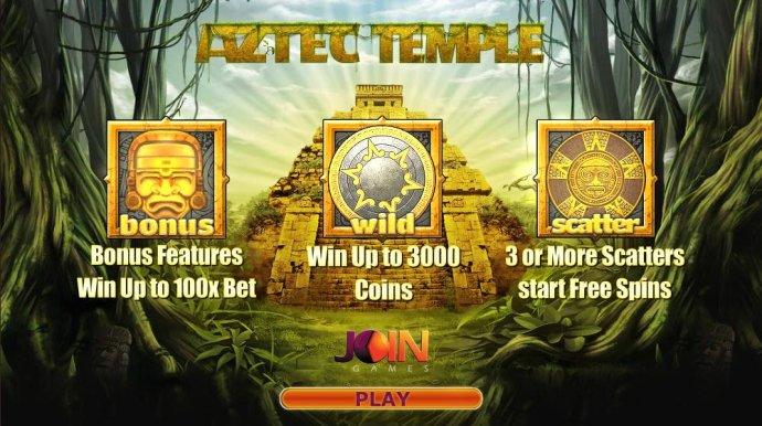 Aztec Temple screenshot