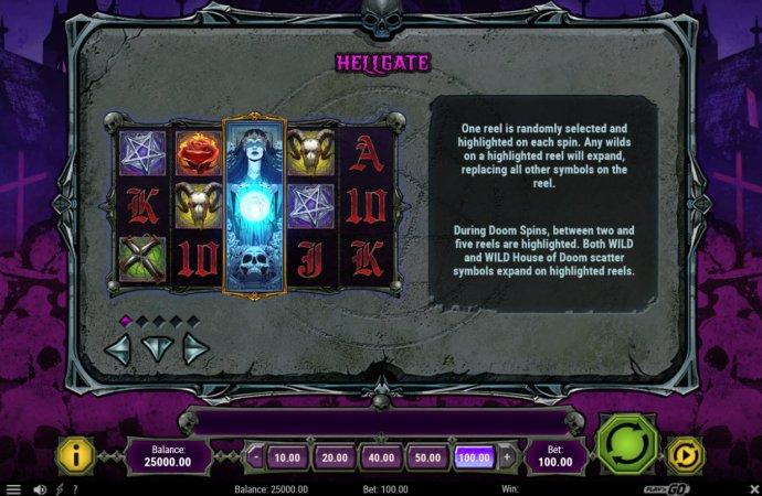 House of Doom screenshot