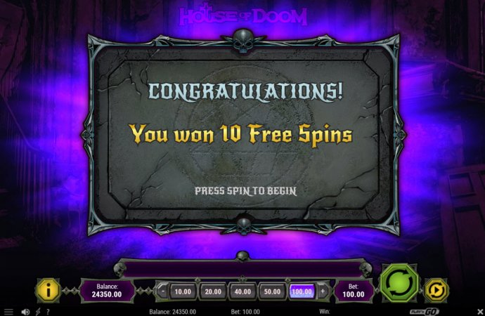 10 Free Games Awarded - No Deposit Casino Guide