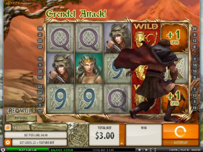Beowulf by No Deposit Casino Guide