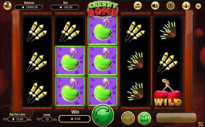 Cherry Bomb Deluxe screenshot