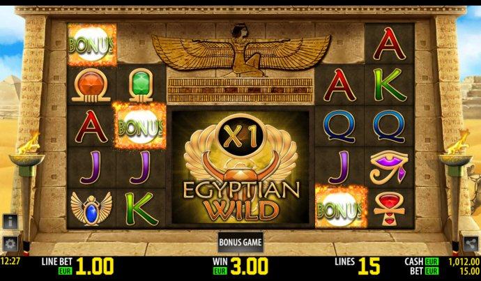 No Deposit Casino Guide image of Egyptian Wild