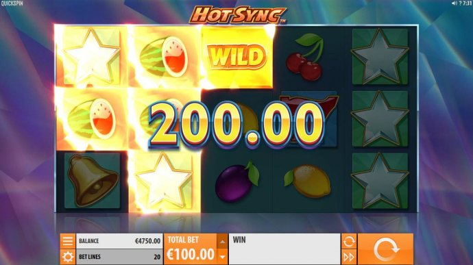 No Deposit Casino Guide image of Hot Sync