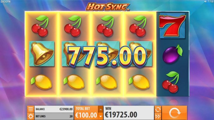 Hot Sync by No Deposit Casino Guide