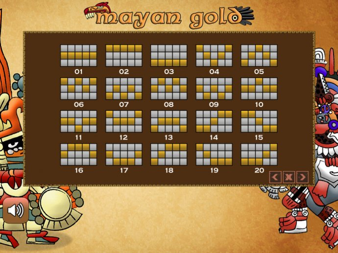 Images of Mayan Gold