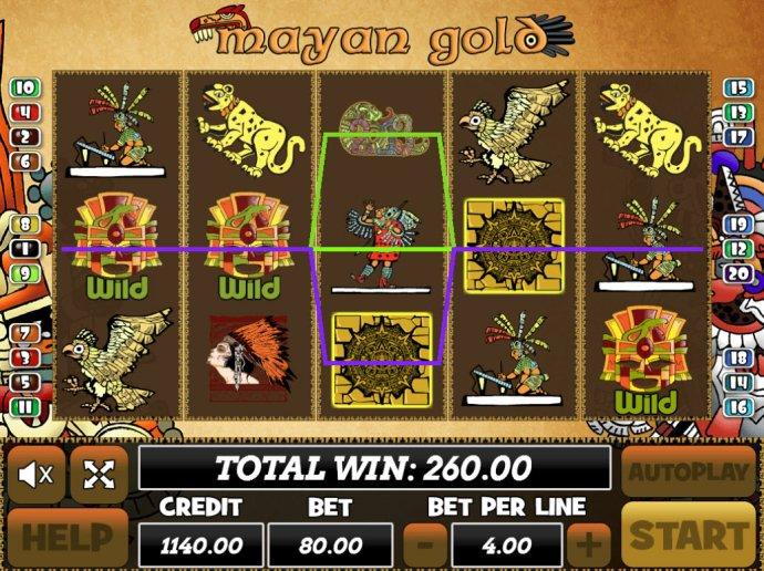 No Deposit Casino Guide image of Mayan Gold