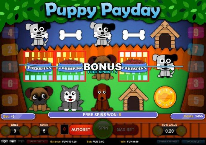 Puppy Payday screenshot