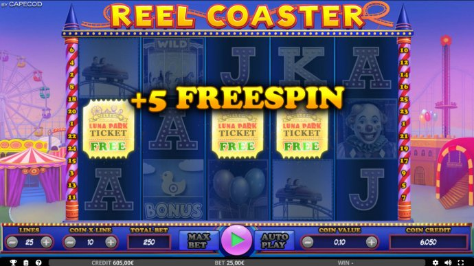 No Deposit Casino Guide - 5 Free Spins Awarded