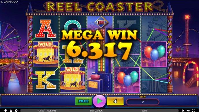 No Deposit Casino Guide image of Reel Coaster