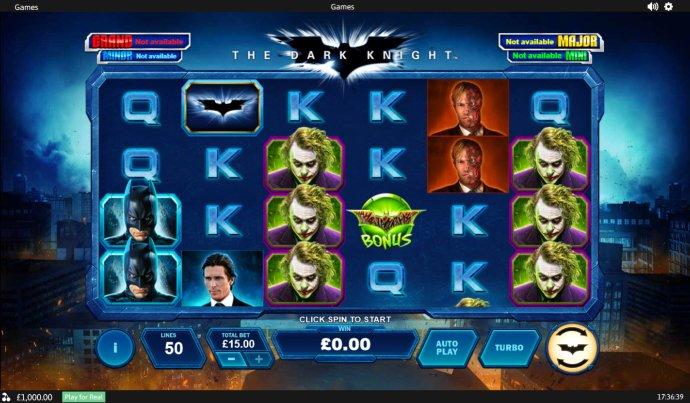 No Deposit Casino Guide image of The Dark Knight