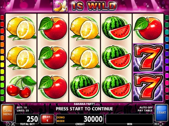 Banana Party by No Deposit Casino Guide