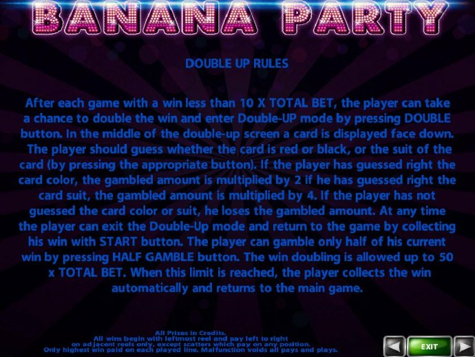 Images of Banana Party