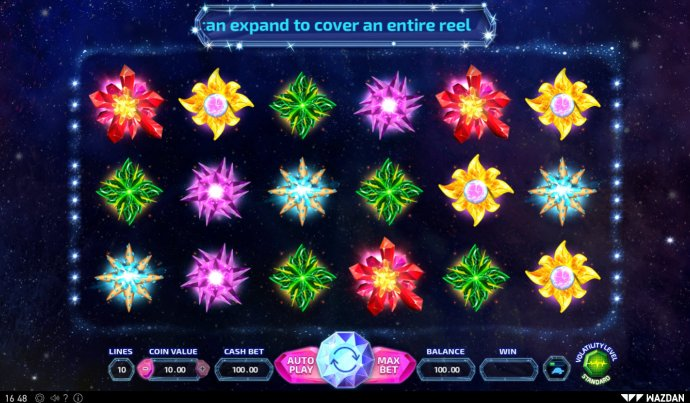 No Deposit Casino Guide image of Space Gem