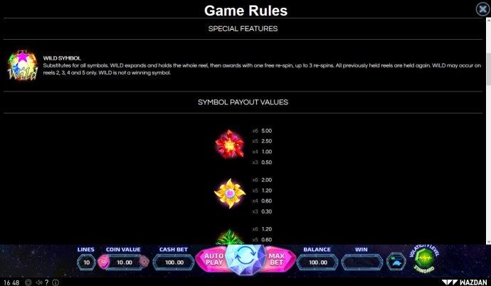 Space Gem screenshot