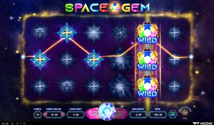 Images of Space Gem