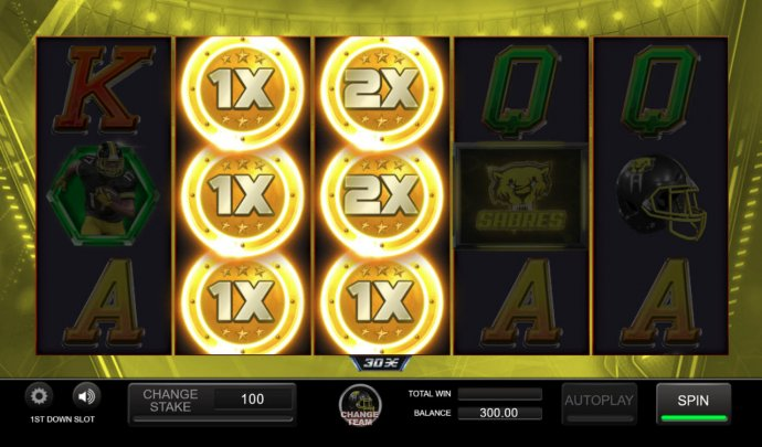 No Deposit Casino Guide - Scatter win triggers the bonus feature