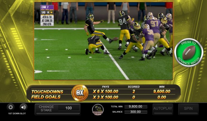 1st Down by No Deposit Casino Guide