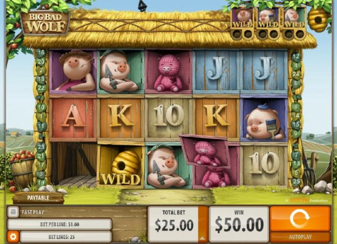 Big Bad Wolf by No Deposit Casino Guide
