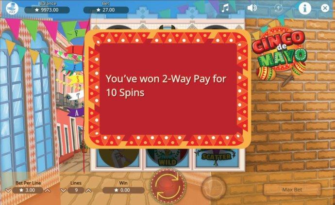 Cinco de Mayo by No Deposit Casino Guide