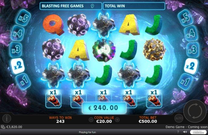 Gem Burst by No Deposit Casino Guide