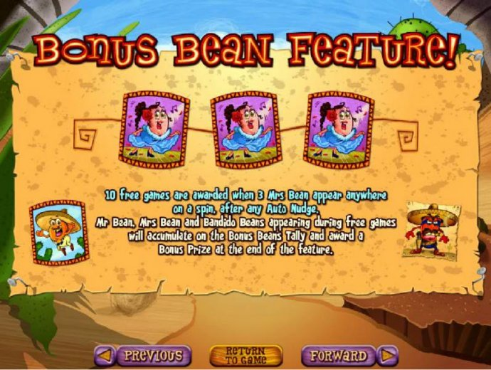 Jumping Beans by No Deposit Casino Guide