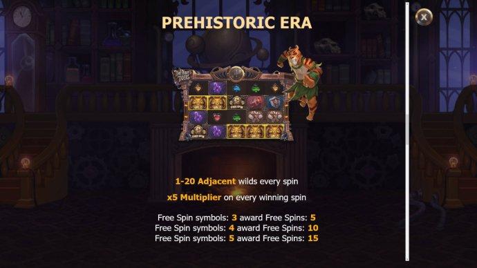 Prehistoic Era by No Deposit Casino Guide