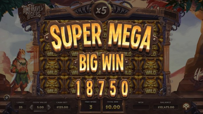 Super Mega Big Win - No Deposit Casino Guide