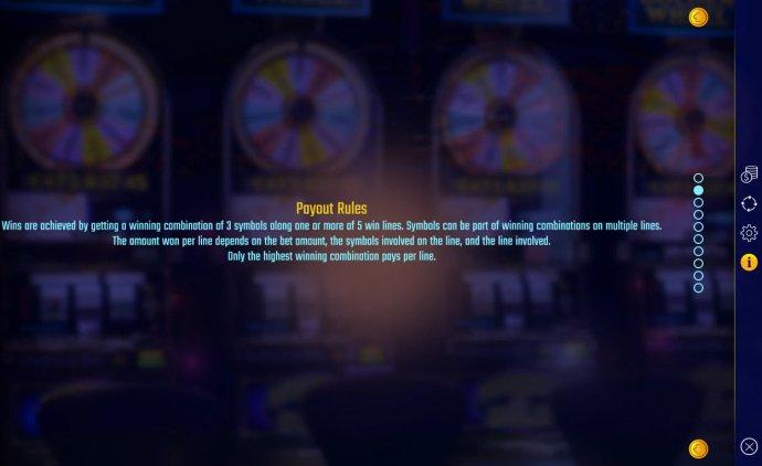 No Deposit Casino Guide image of Golden Wheel