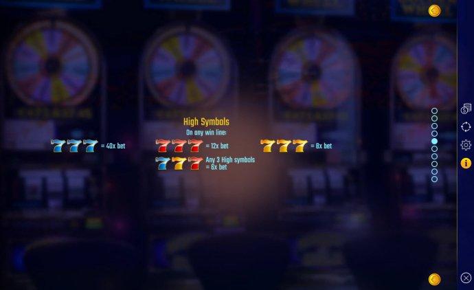Golden Wheel screenshot