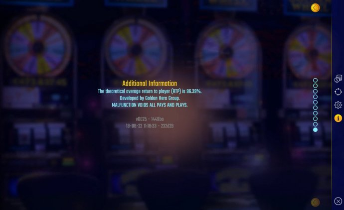 Golden Wheel by No Deposit Casino Guide