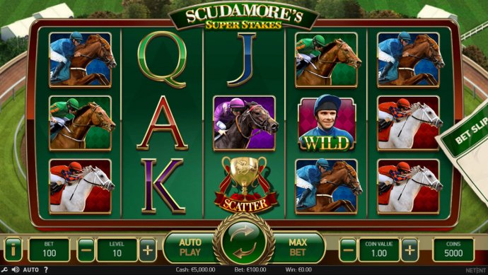 Scudamore's Super Stakes screenshot