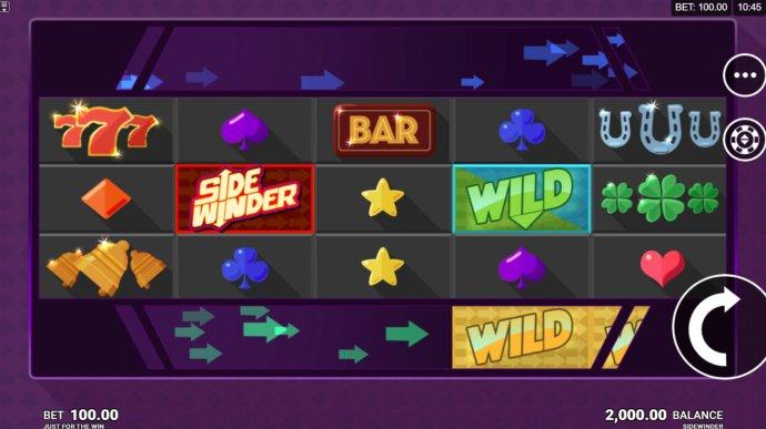 No Deposit Casino Guide image of Side Winder